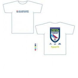 2016 Junior Olympics/JRW T-shirt